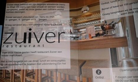 Restaurant Zuiver Vlieland