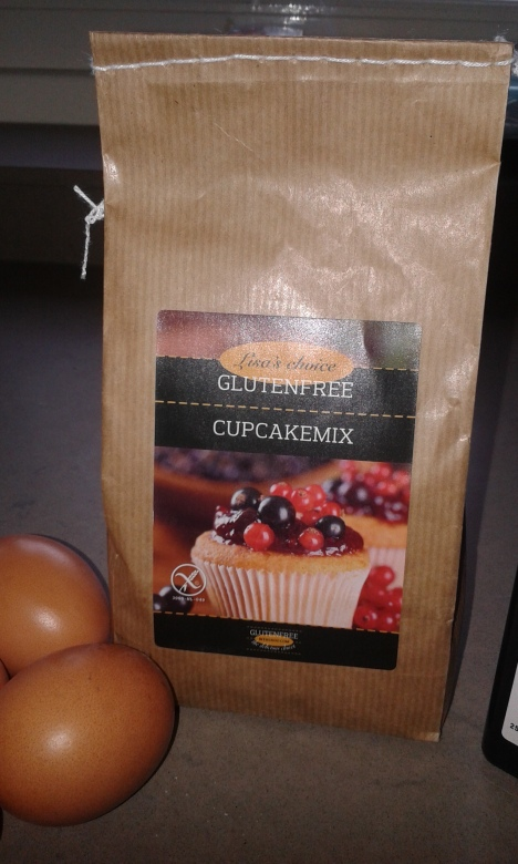 Lisa's Choice Cupcakemix