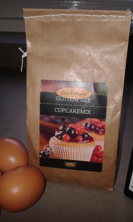 Lisa's Choice Cupcakemix