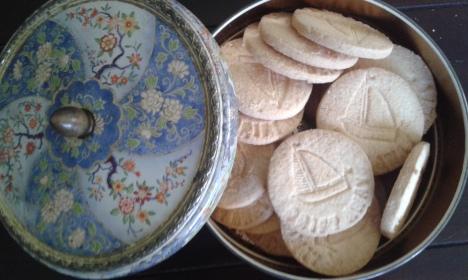Drift Away koekjes